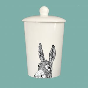 Storage Jar Donkey