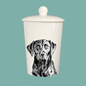 Storage Jar Labrador