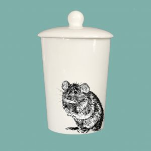 Storage Jar Mouse