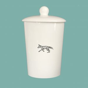 Storage Jar NIM Fox