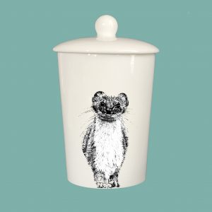 Storage Jar Stoat
