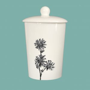 Storage Jar Wild Chicory