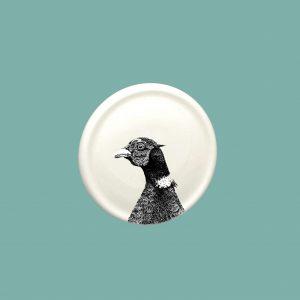 coaster pheasant