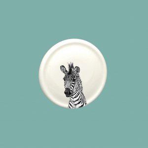 coaster zebra