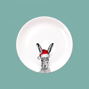 Christmas Sassy Side Plate