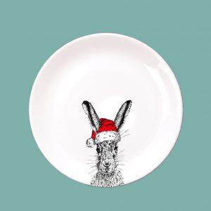 Christmas Sassy Starter Plate