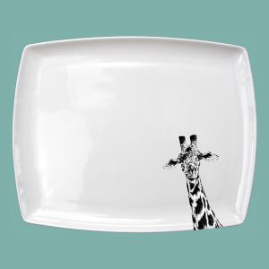 Giraffe large breakfast platter