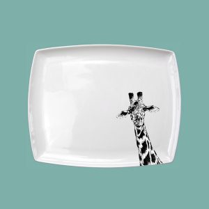 Giraffe small breakfast platter