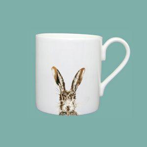 Gold Sassy large mug