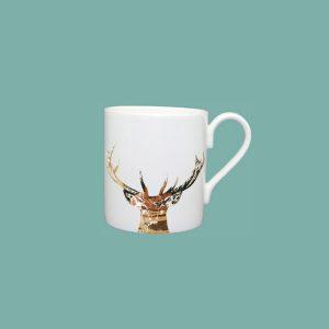 Gold majestic espresso cup