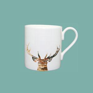 Gold majestic standard mug