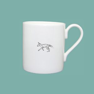 NIM Fox large mug