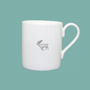 NIM Stag large mug