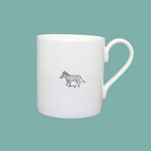 NIM Zebra large mug