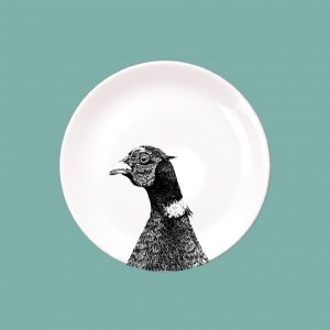 Pheasant Side Plate