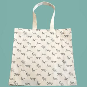 Countryside shopping bag