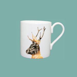Gold Imperial Standard Mug