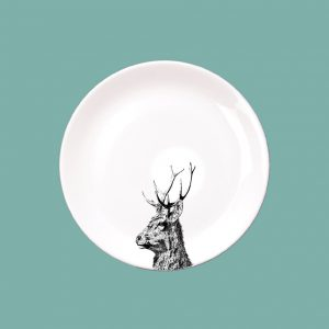 Imperial Stag Side Plate
