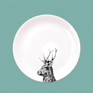 Imperial Stag Starter Plate