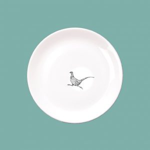 NIM Pheasant Side Plate